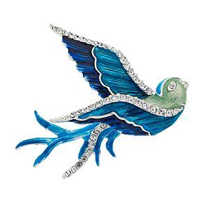 Napier Flying Bird Pin