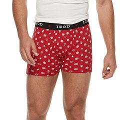 Men's IZOD 3-pack Boxed Boxer Briefs