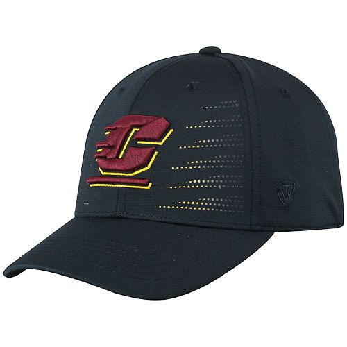Adult Top of the World Central Michigan Chippewas Dazed Performance Cap