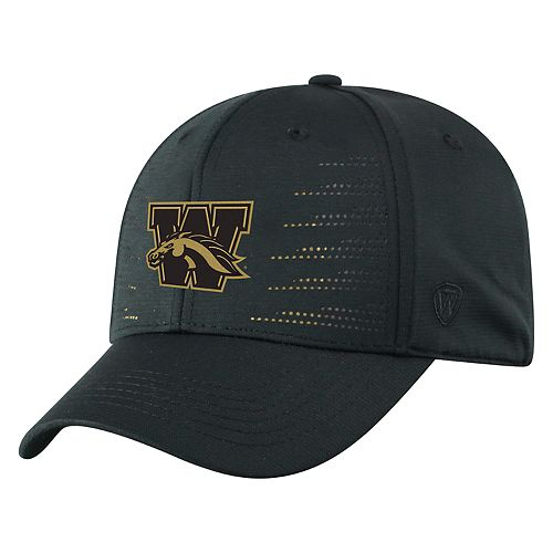 Adult Top of the World Western Michigan Broncos Dazed Performance Cap