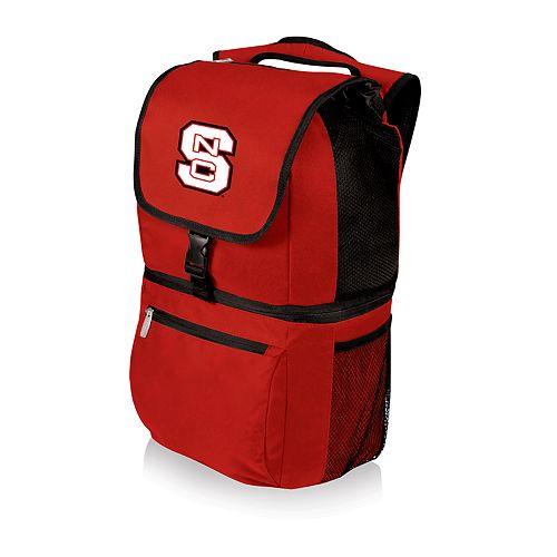 Picnic Time North Carolina State Wolfpack Zuma Cooler Backpack