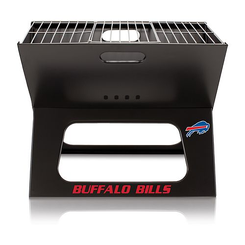 Buffalo Bills Portable X-Grill