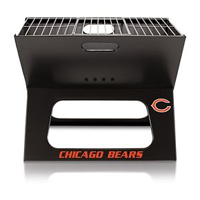 Chicago Bears Portable X-Grill