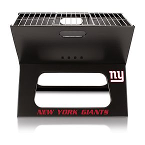 New York Giants Portable X-Grill