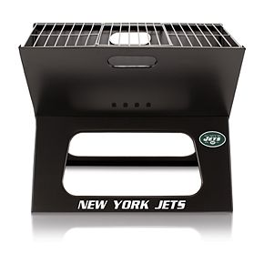 New York Jets Portable X-Grill