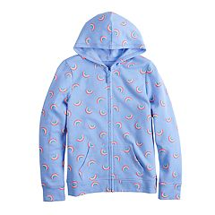 e3128ccf6e23 Girls 7-16   Plus Size SO® Zip Up Hoodie