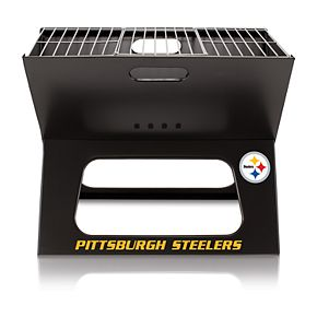 Pittsburgh Steelers Portable X-Grill