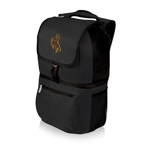 Picnic Time Wyoming Cowboys Zuma Cooler Backpack