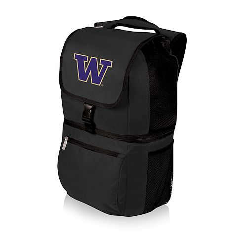 Picnic Time Washington Huskies Zuma Cooler Backpack