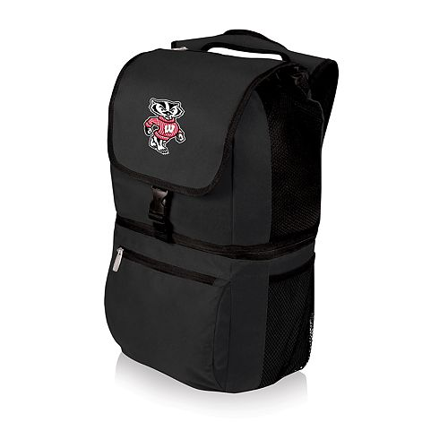 Picnic Time Wisconsin Badgers Zuma Cooler Backpack