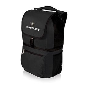 Picnic Time Vanderbilt Commodores Zuma Cooler Backpack
