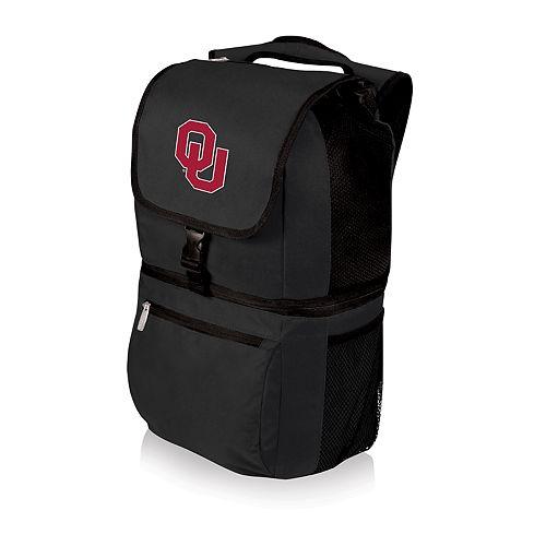Picnic Time Oklahoma Sooners Zuma Cooler Backpack