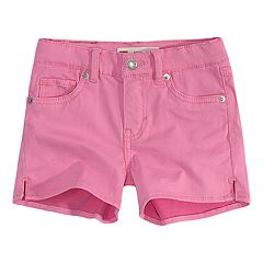 Girls 4-6x Levi's Shorty Shorts
