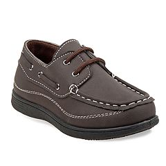 Josmo Toddler Boys' Slip On Driving Loafers