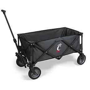 Picnic Time Cincinnati Bearcats Portable Utility Wagon