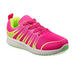 Josmo Toddler Girls' Neon Sneakers