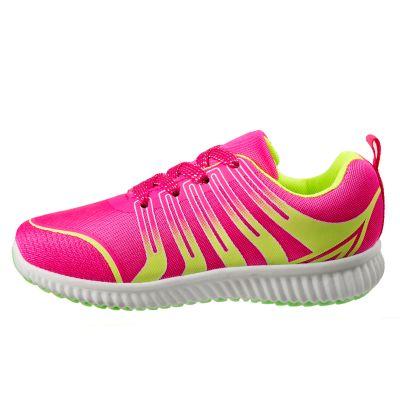 Josmo Toddler Girls' Neon Sneakers