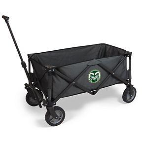 Picnic Time Colorado State Rams Portable Utility Wagon
