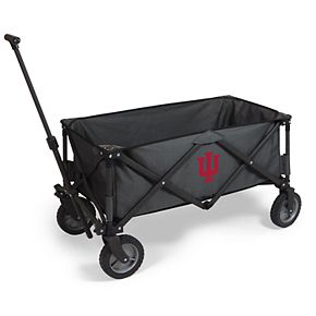 Picnic Time Indiana Hoosiers Portable Utility Wagon