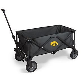 Picnic Time Iowa Hawkeyes Portable Utility Wagon