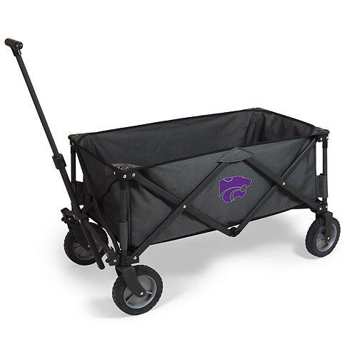 Picnic Time Kansas State Wildcats Portable Utility Wagon
