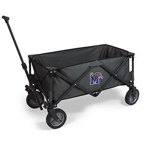Picnic Time Memphis Tigers Portable Utility Wagon