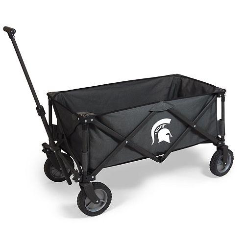 Picnic Time Michigan State Spartans Portable Utility Wagon