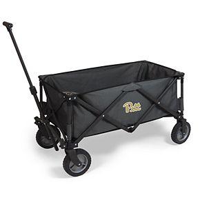 Picnic Time Pitt Panthers Portable Utility Wagon