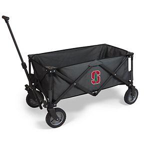 Picnic Time Stanford Cardinal Portable Utility Wagon
