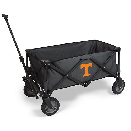 Picnic Time Tennessee Volunteers Portable Utility Wagon