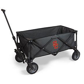 Picnic Time USC Trojans Portable Utility Wagon