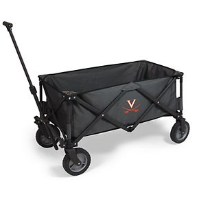 Picnic Time Virginia Cavaliers Portable Utility Wagon