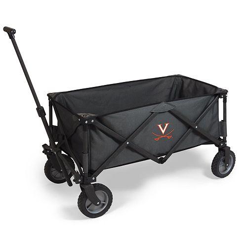 Picnic Time Virginia Cavaliers Portable Utility Wagon