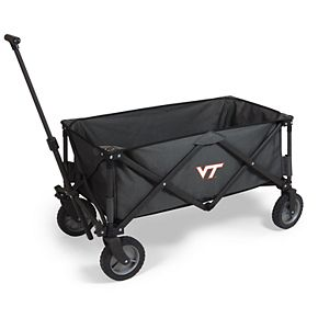 Picnic Time Virginia Tech Hokies Portable Utility Wagon