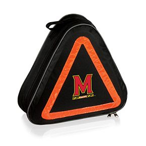Picnic Time Maryland Terrapins Roadside Emergency Kit