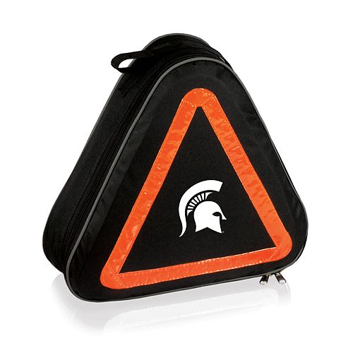 Picnic Time Michigan State Spartans Roadside Emergency Kit