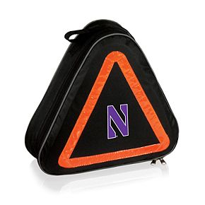 Picnic Time Northwestern Wildcats Roadside Emergency Kit