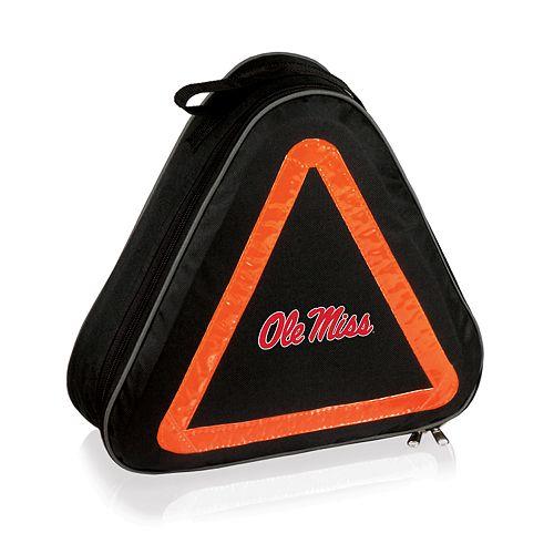 Ole Miss Rebels Roadside Emergency Car Kit