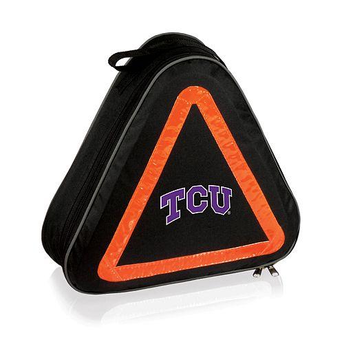 TCU Horned Frogs Roadside Emergency Car Kit