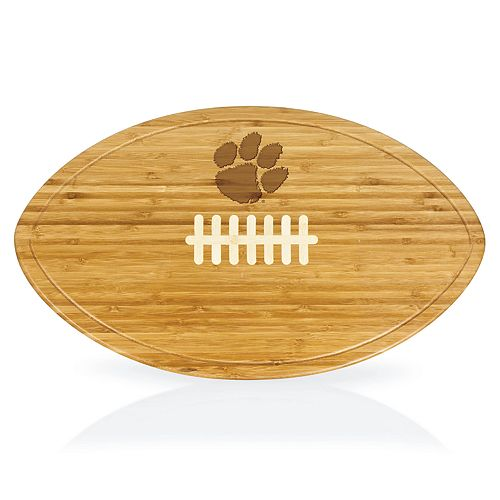 Clemson Tigers Kickoff Cutting Board Serving Tray