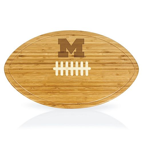 Michigan Wolverines Kickoff Cutting Board Serving Tray