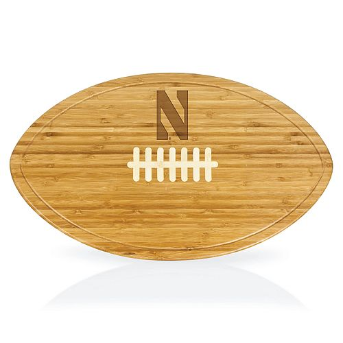 Northwestern Wildcats Kickoff Cutting Board Serving Tray