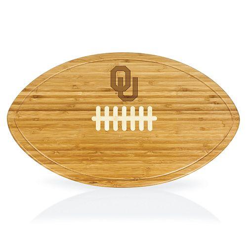Oklahoma Sooners Kickoff Cutting Board Serving Tray