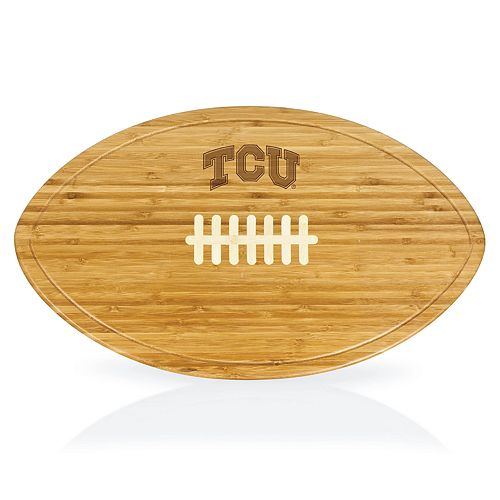 TCU Horned Frogs Kickoff Cutting Board Serving Tray