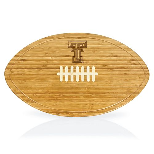 Texas Tech Red Raiders Kickoff Cutting Board Serving Tray