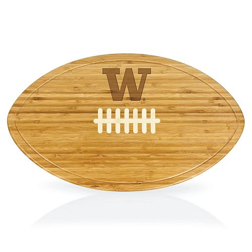 Washington Huskies Kickoff Cutting Board Serving Tray
