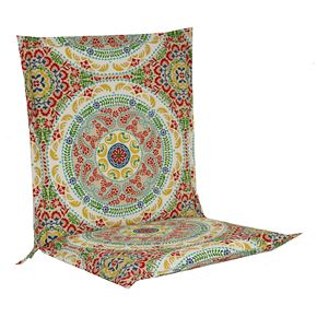 SONOMA Goods for Life? Indoor Outdoor Flanged Chair Cushion