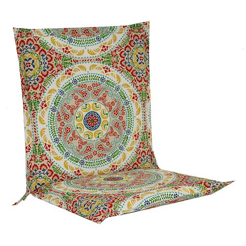 SONOMA Goods for Life™ Indoor Outdoor Flanged Chair Cushion