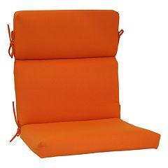 Orange Patio Decorative Pillows Chair Pads Home Decor Kohl S