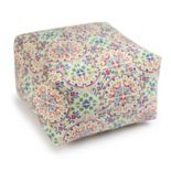 SONOMA Goods for Life? Indoor Outdoor Square Pouf